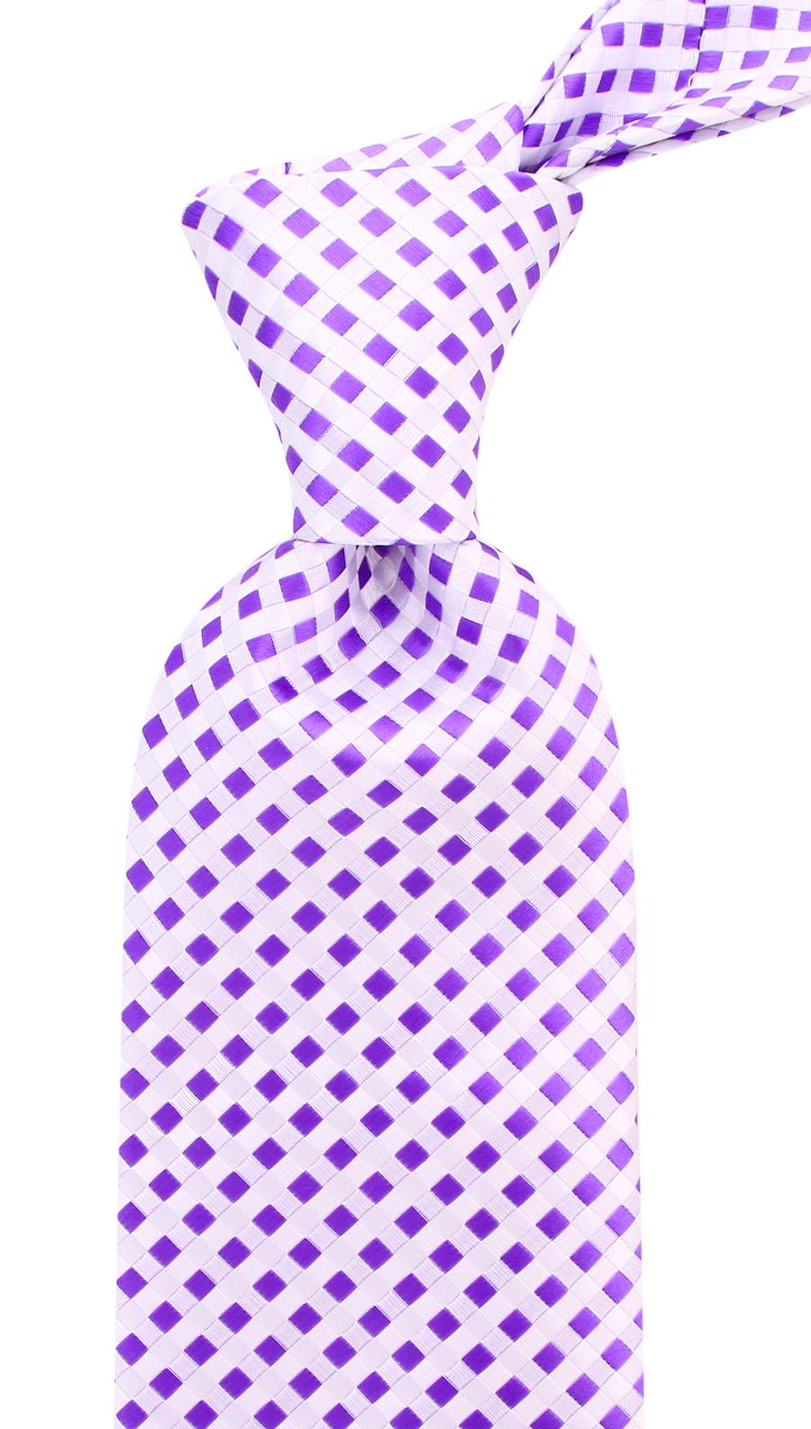 Scott-Allan-Mens-Checkerboard-Necktie-Mens-Tie thumbnail 14