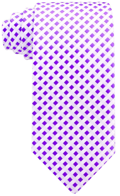 Scott-Allan-Mens-Checkerboard-Necktie-Mens-Tie thumbnail 13