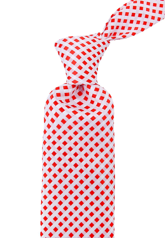 Scott-Allan-Mens-Checkerboard-Necktie-Mens-Tie thumbnail 20