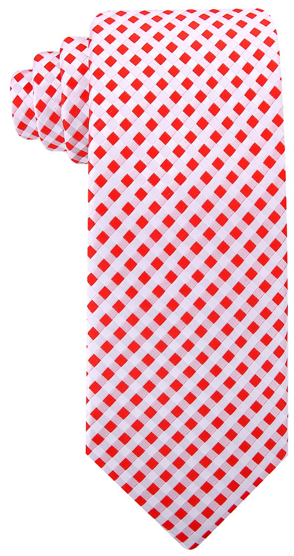 Scott-Allan-Mens-Checkerboard-Necktie-Mens-Tie thumbnail 19