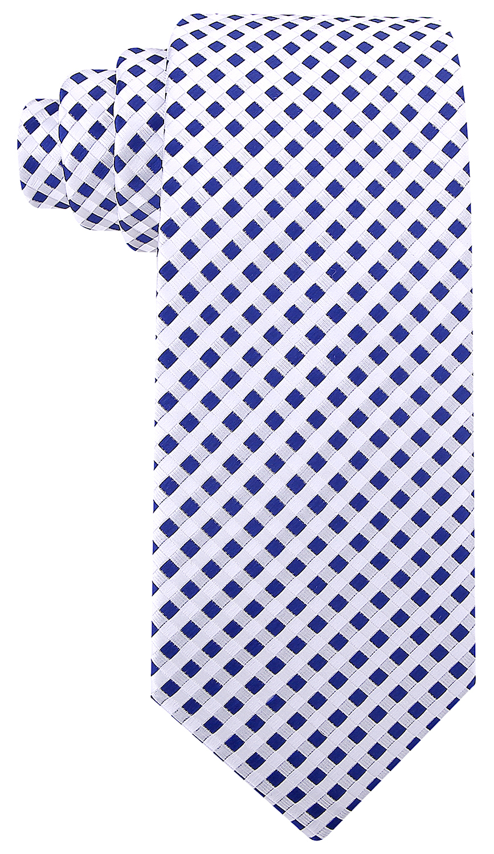 Scott-Allan-Mens-Checkerboard-Necktie-Mens-Tie thumbnail 10
