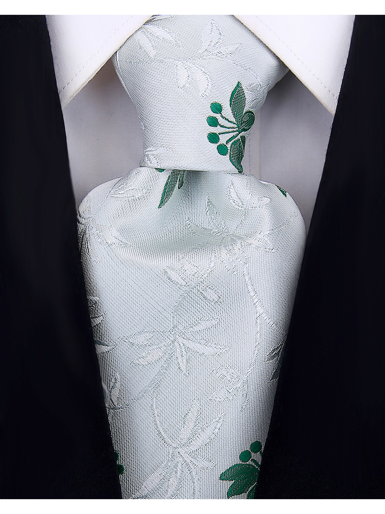 Scott-Allan-Mens-Floral-Necktie thumbnail 13