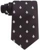 Scott-Allan-Mens-Fleur-De-Lis-Necktie thumbnail 10