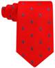 Scott-Allan-Mens-Fleur-De-Lis-Necktie thumbnail 34