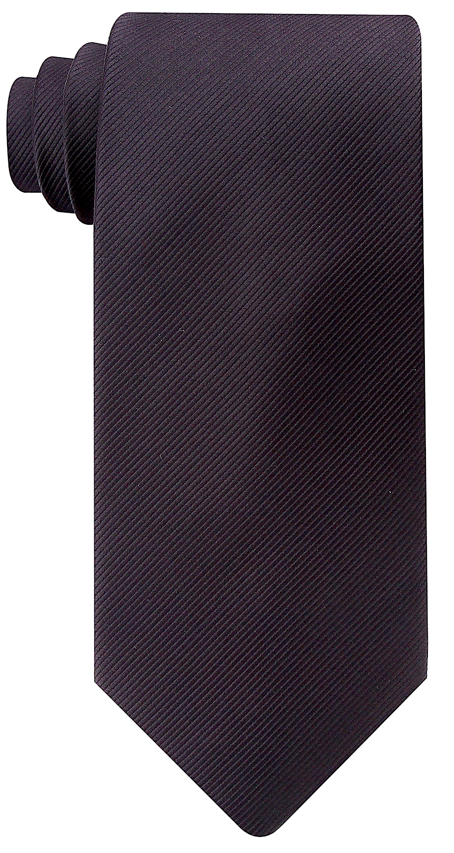 Scott-Allan-Mens-Twill-Striped-Necktie thumbnail 4
