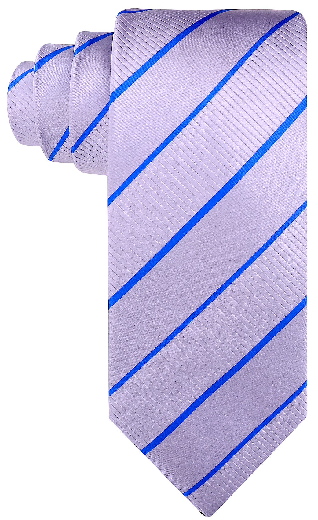 Scott-Allan-Mens-Striped-Necktie thumbnail 6