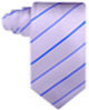 Scott-Allan-Mens-Striped-Necktie thumbnail 10
