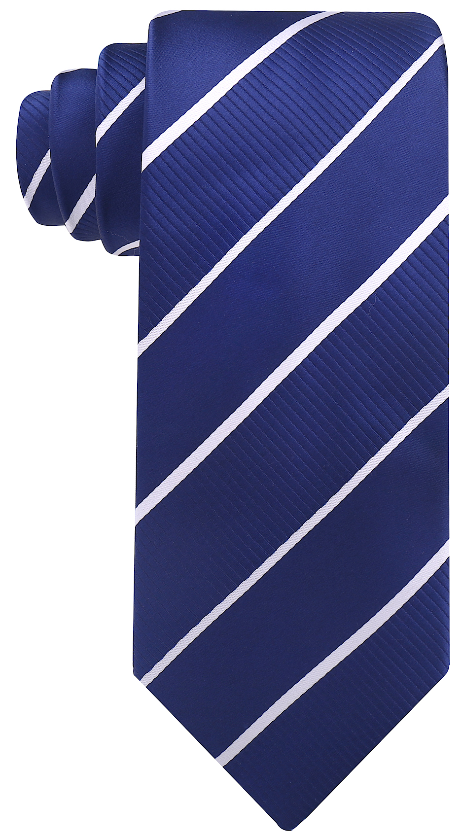Scott-Allan-Mens-Striped-Necktie thumbnail 12