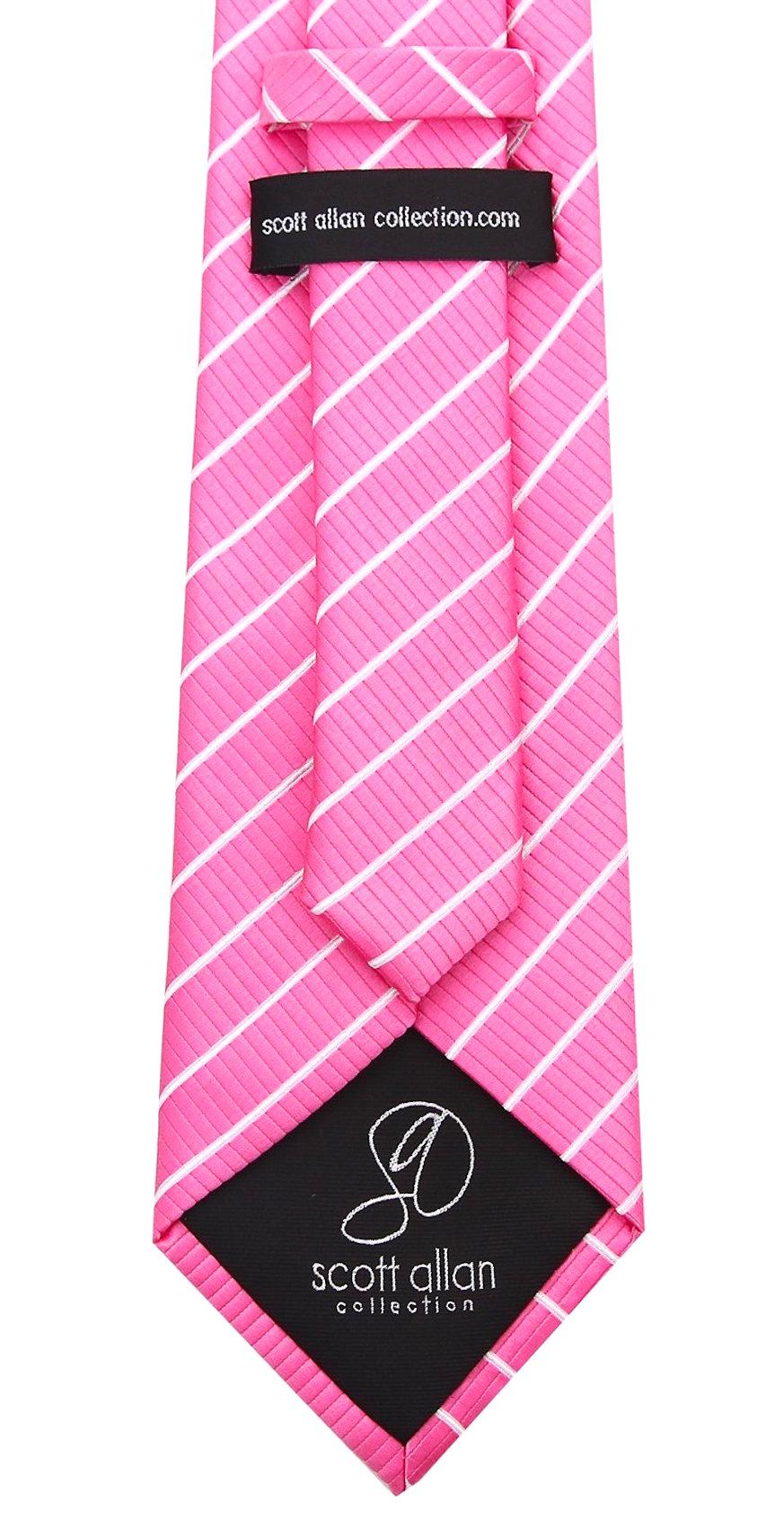 Scott-Allan-Mens-Striped-Tie thumbnail 10