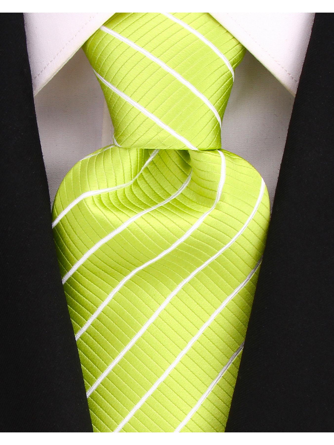 Scott-Allan-Mens-Striped-Tie thumbnail 12