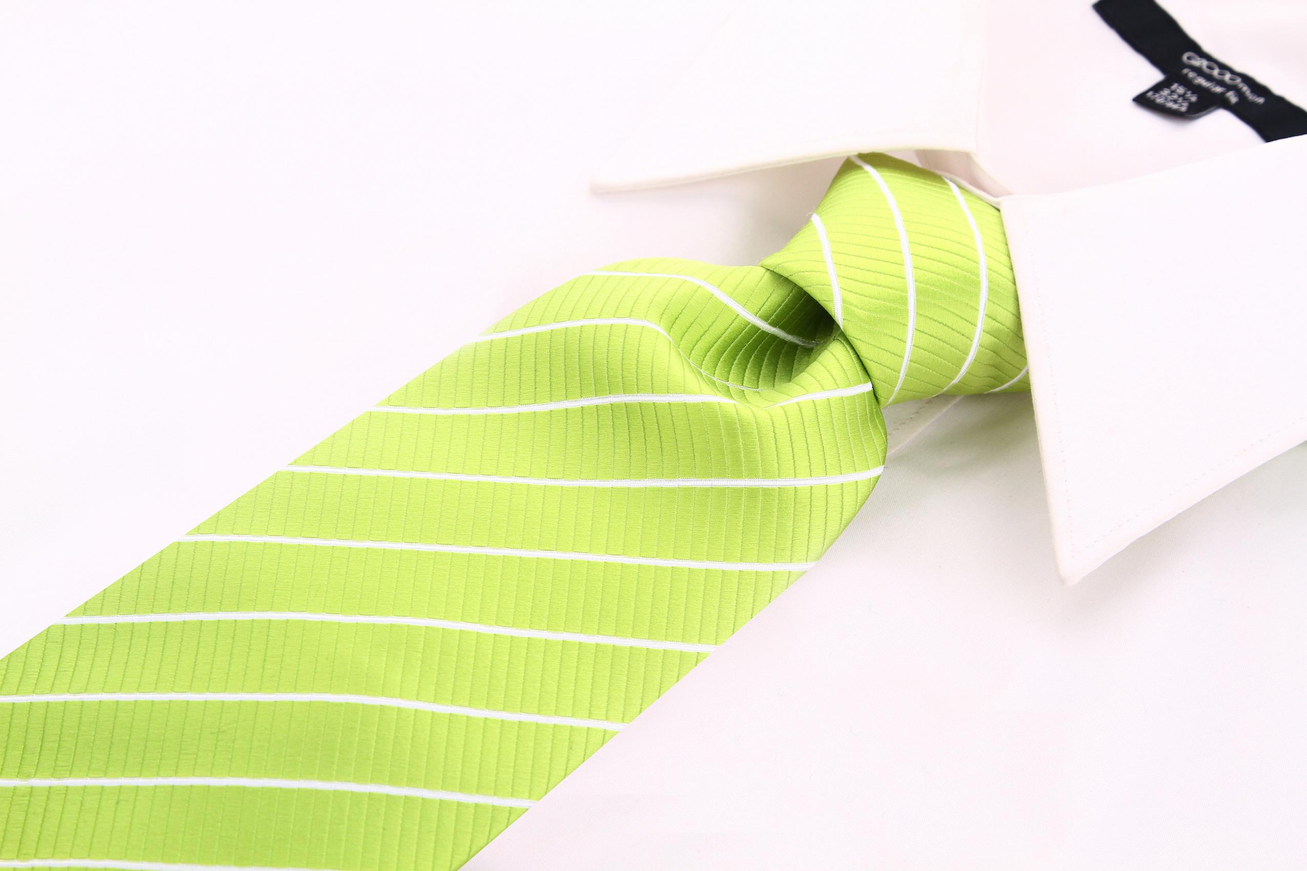 Scott-Allan-Mens-Striped-Tie thumbnail 15
