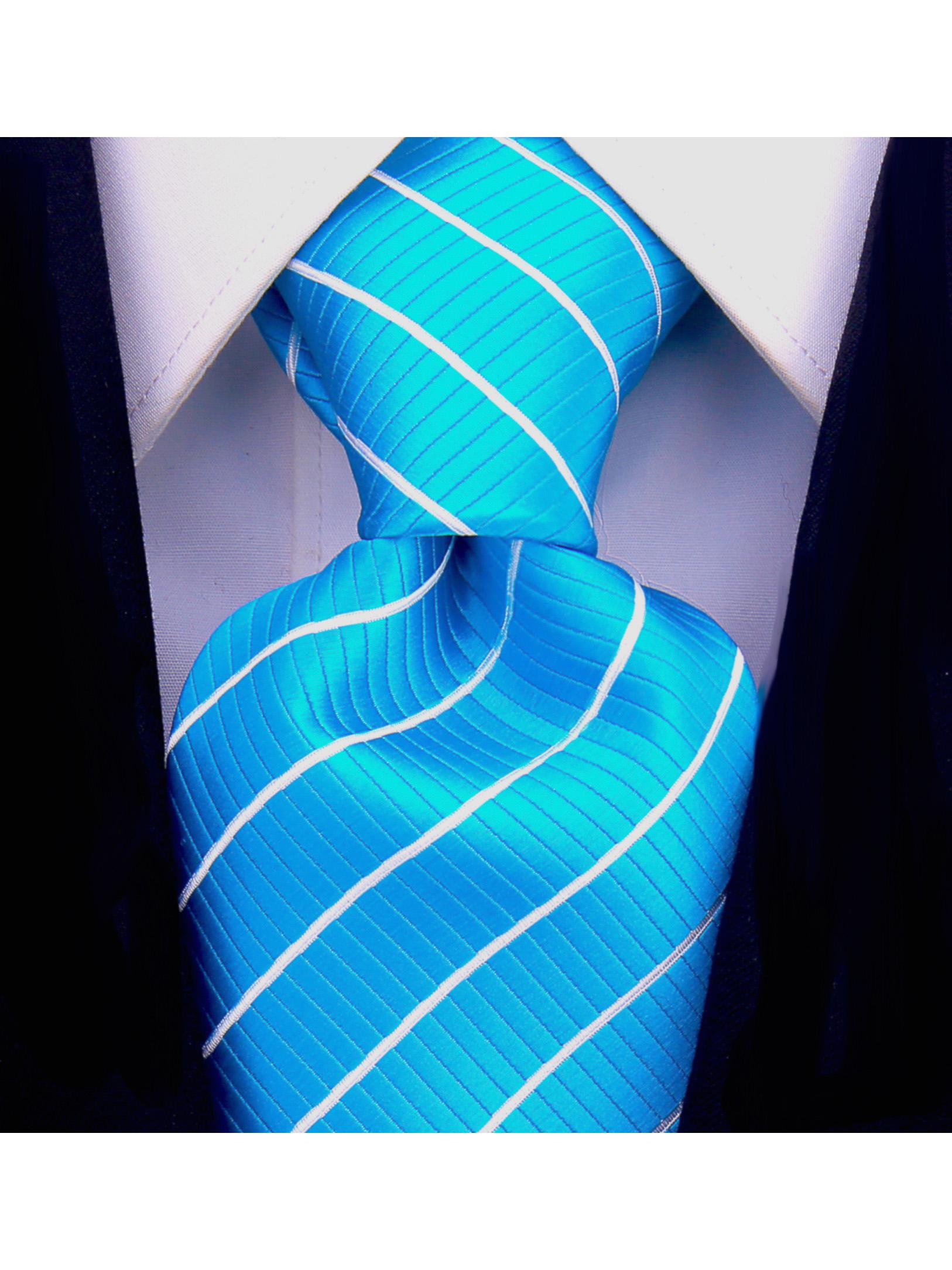 Scott-Allan-Mens-Striped-Tie thumbnail 18