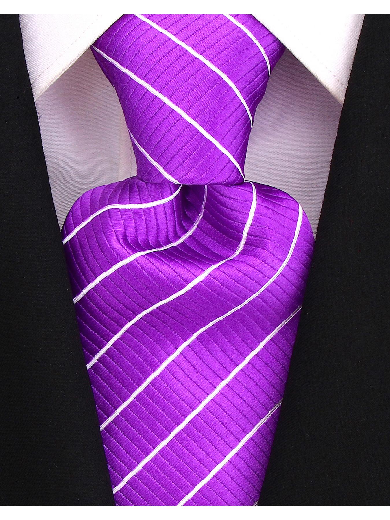Scott-Allan-Mens-Striped-Tie thumbnail 24