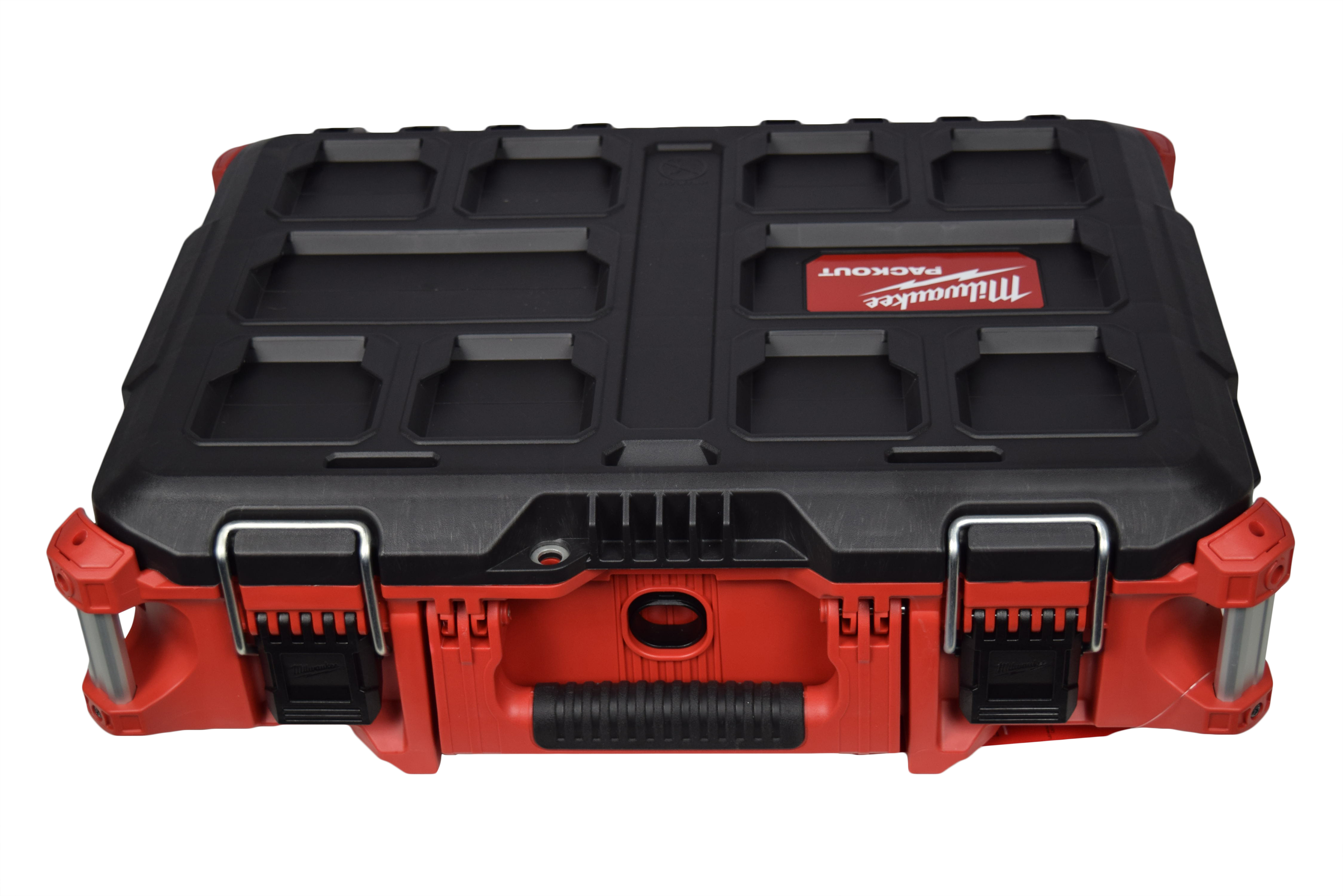 Milwaukee 48-22-8424 PACKOUT 22 in.Tool Box pack out Stackable tool Case  Chest