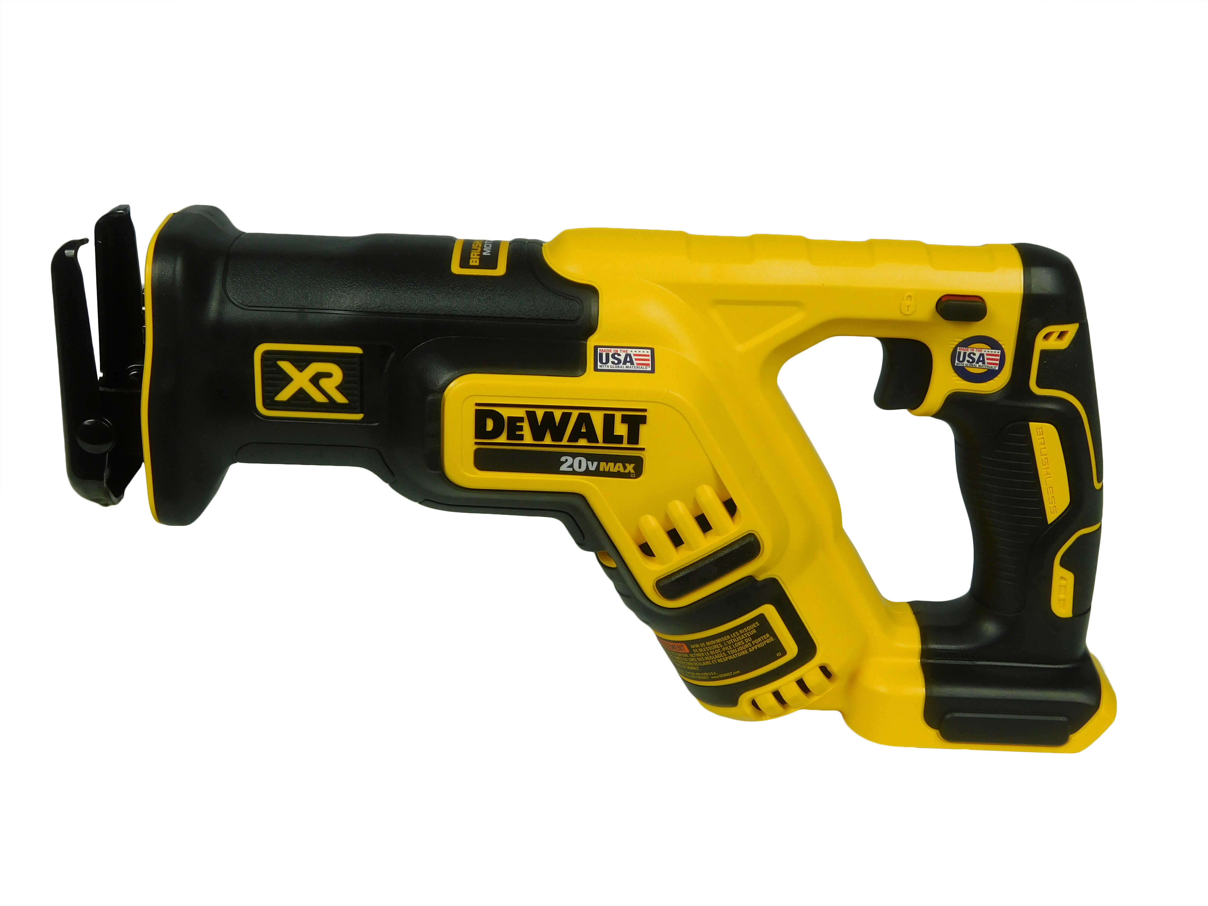 Dewalt dcs367b 20v max xr brushless compact reciprocating saw bare dewalt dcs367b 20v max xr brushless compact reciprocating saw bare tool dcs367 greentooth Image collections