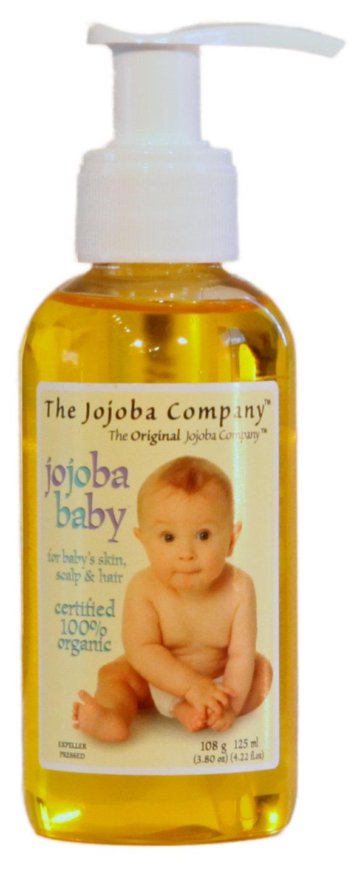 The Jojoba Company Organic Baby
