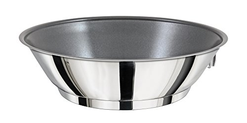 Magma Products Gourmet Nesting induction en acier inoxydable saute Omelette pan