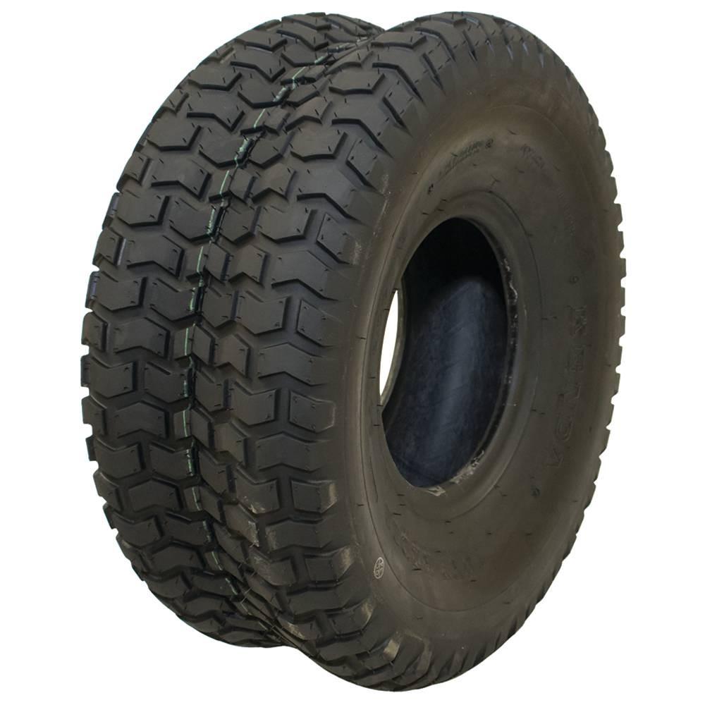 New Stens 160-022 Tire / 20x8.00-8 Turf Rider 2 Ply