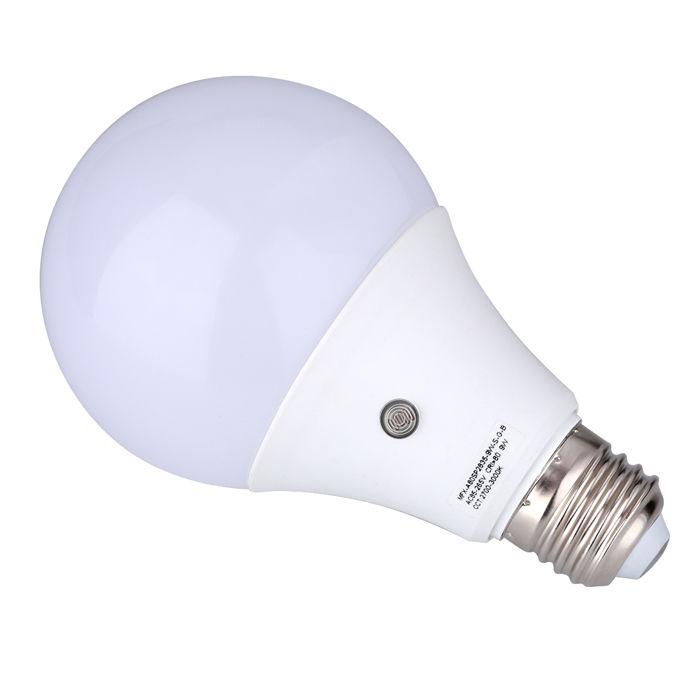 New 9w E27 Dusk To Dawn Auto Sensor Light Bulb Sensor Led Lamp Auto Lamp Bulb Us