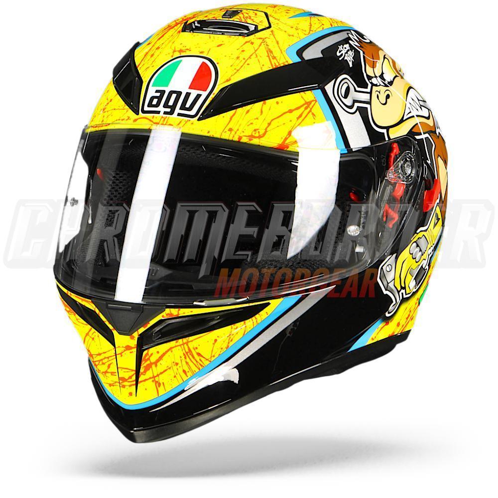 agv helmet k 3 sv bulega nicolo bulega helmet k3 sv motorcycle helmet new ebay. Black Bedroom Furniture Sets. Home Design Ideas