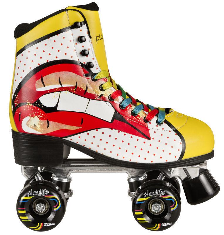 powerslide quad roller skates blondie skates moxi sfr. Black Bedroom Furniture Sets. Home Design Ideas