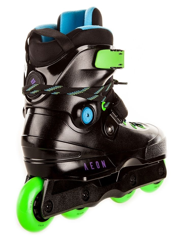 USD Richie Eisler Pro Aeon Aggressive Inline Skate (72mm ...