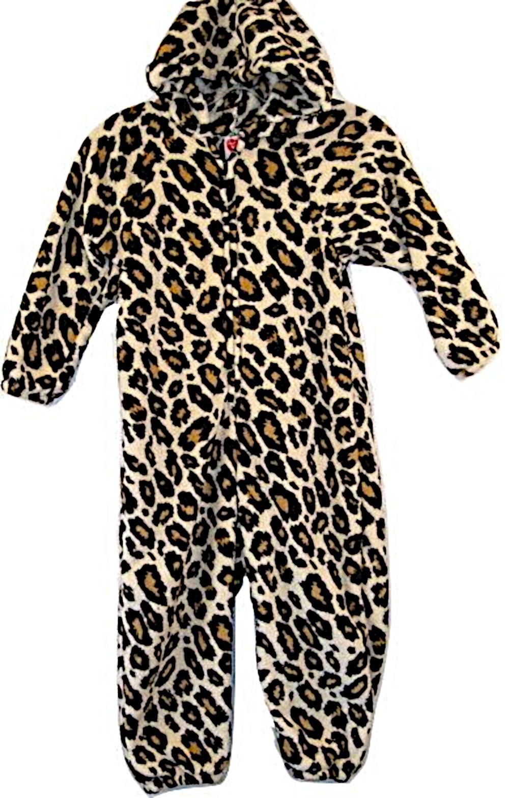 Made with Love and Kisses Kids Fuzzy Plush Pajama//Loungewear Sleep Hoodie