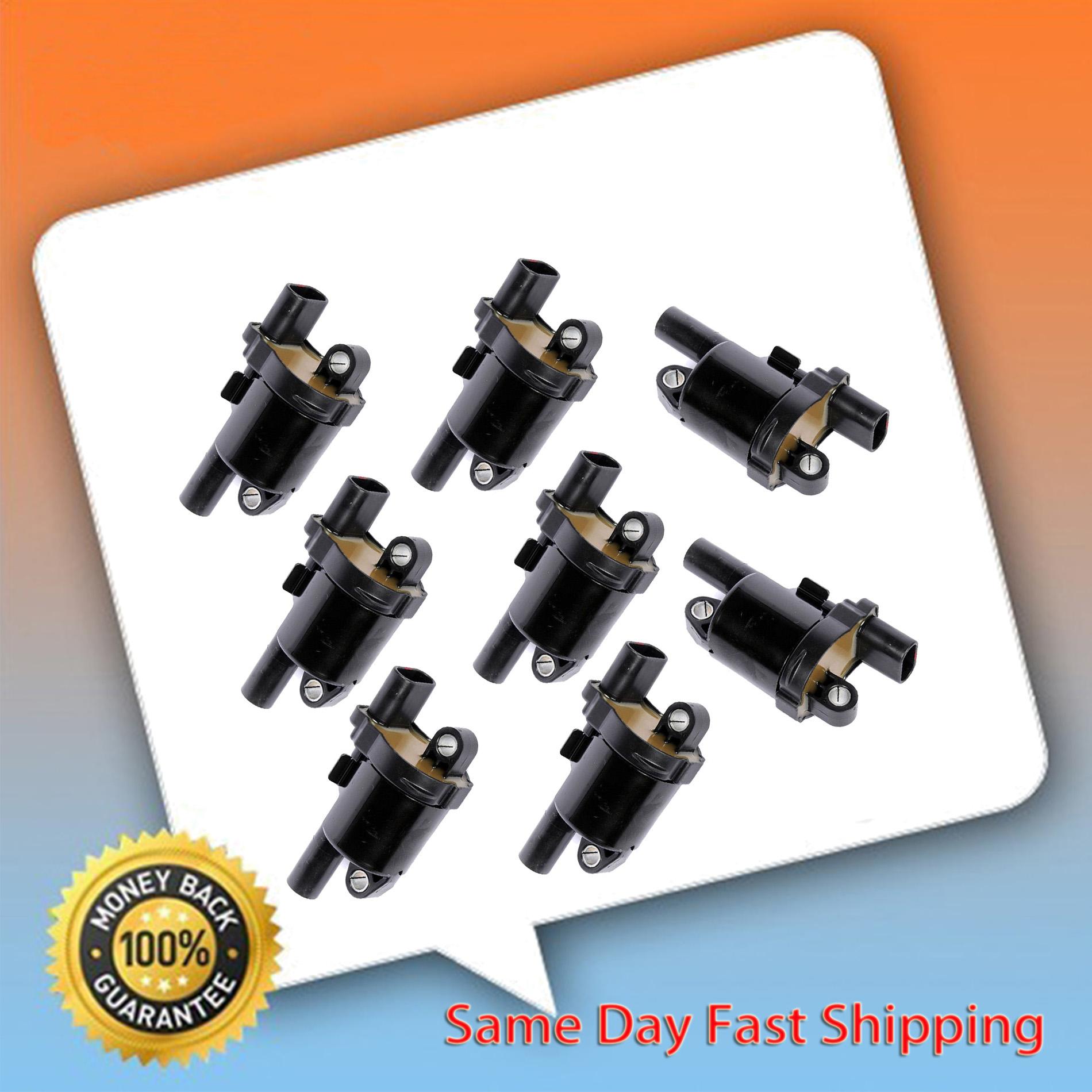 For GMC Chevrolet Cadillac 4.3L 5.3L 6.2L 12658183 Ignition Coil B2953