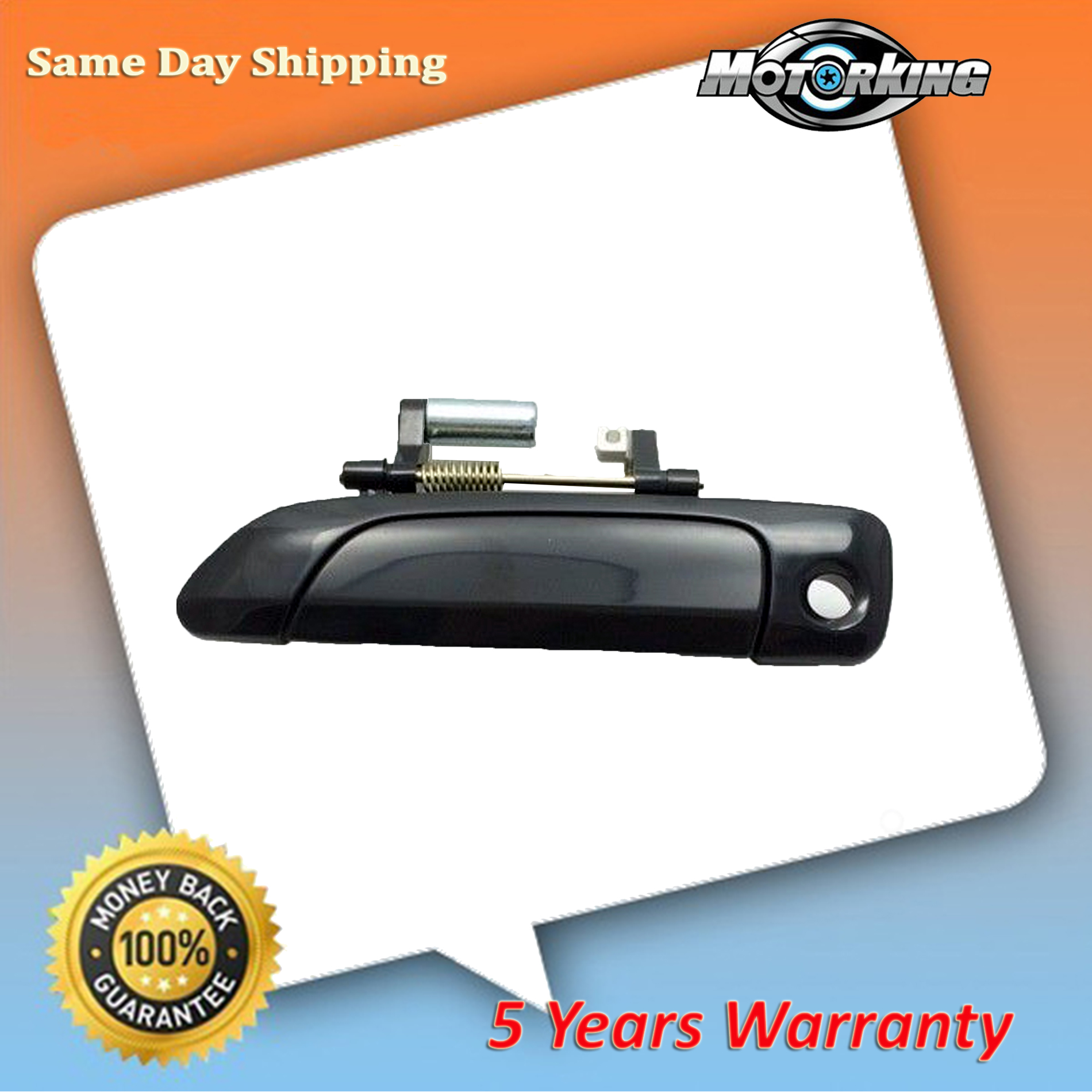 Front Exterior Outer Door Handle Driver Side for 2001-2005 Honda Civic
