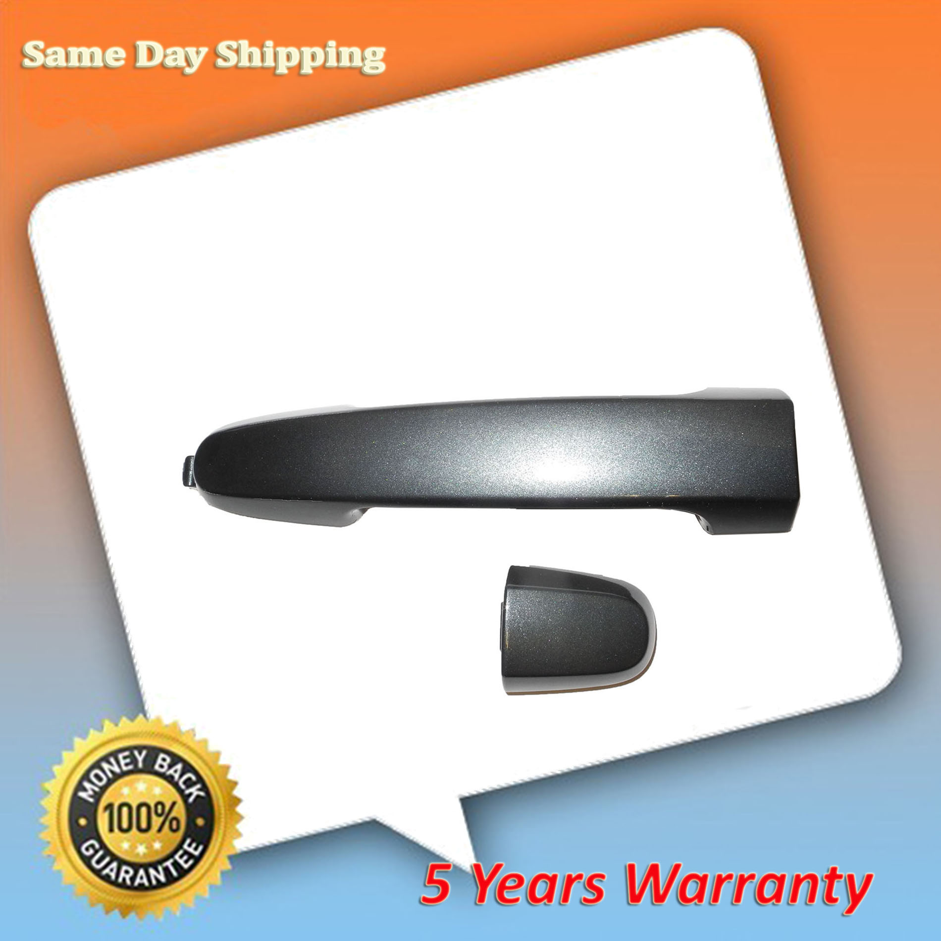 For 02-06 TOYOTA Camry Flint Mica 1E0 W/O Keyhole Rear Outer Door Handle
