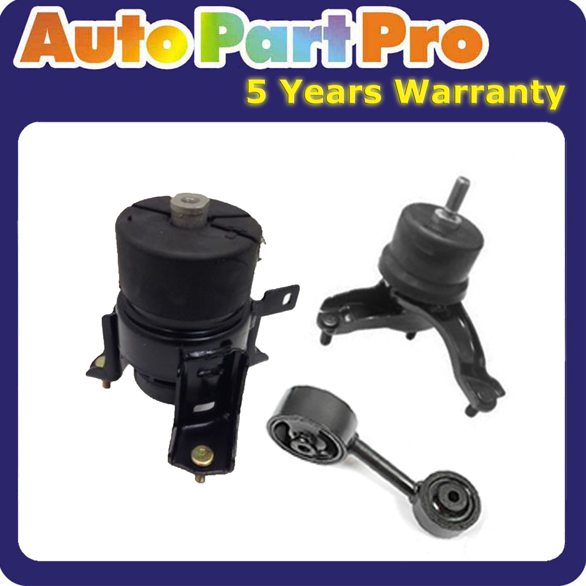 New For 2001-2003 Toyota Highlander 3.0L 4287 Right Engine Motor Mount New