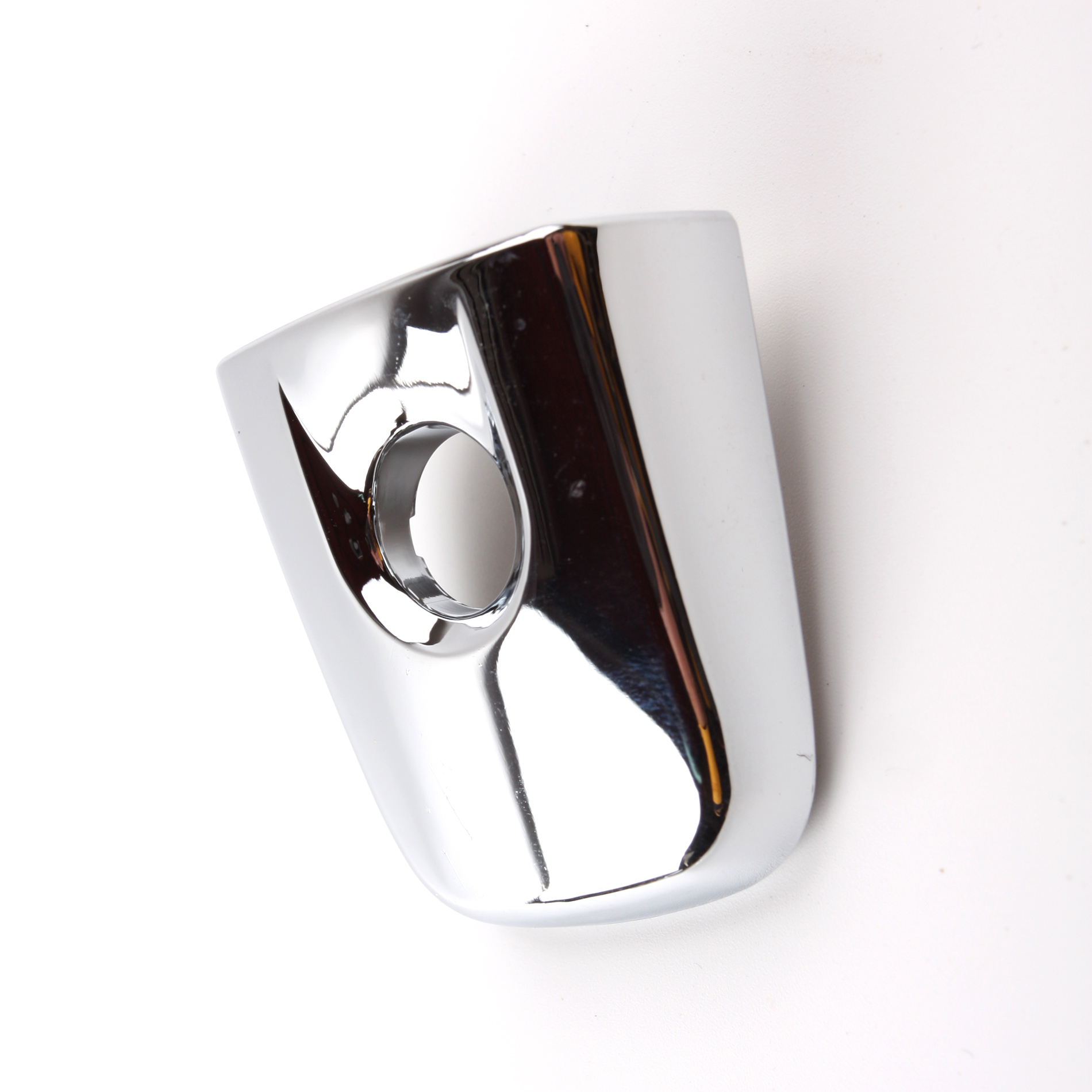 For Altima Pathfinder Front Left LH Chrome Door Handle Cap Escutcheon W//KeyHole
