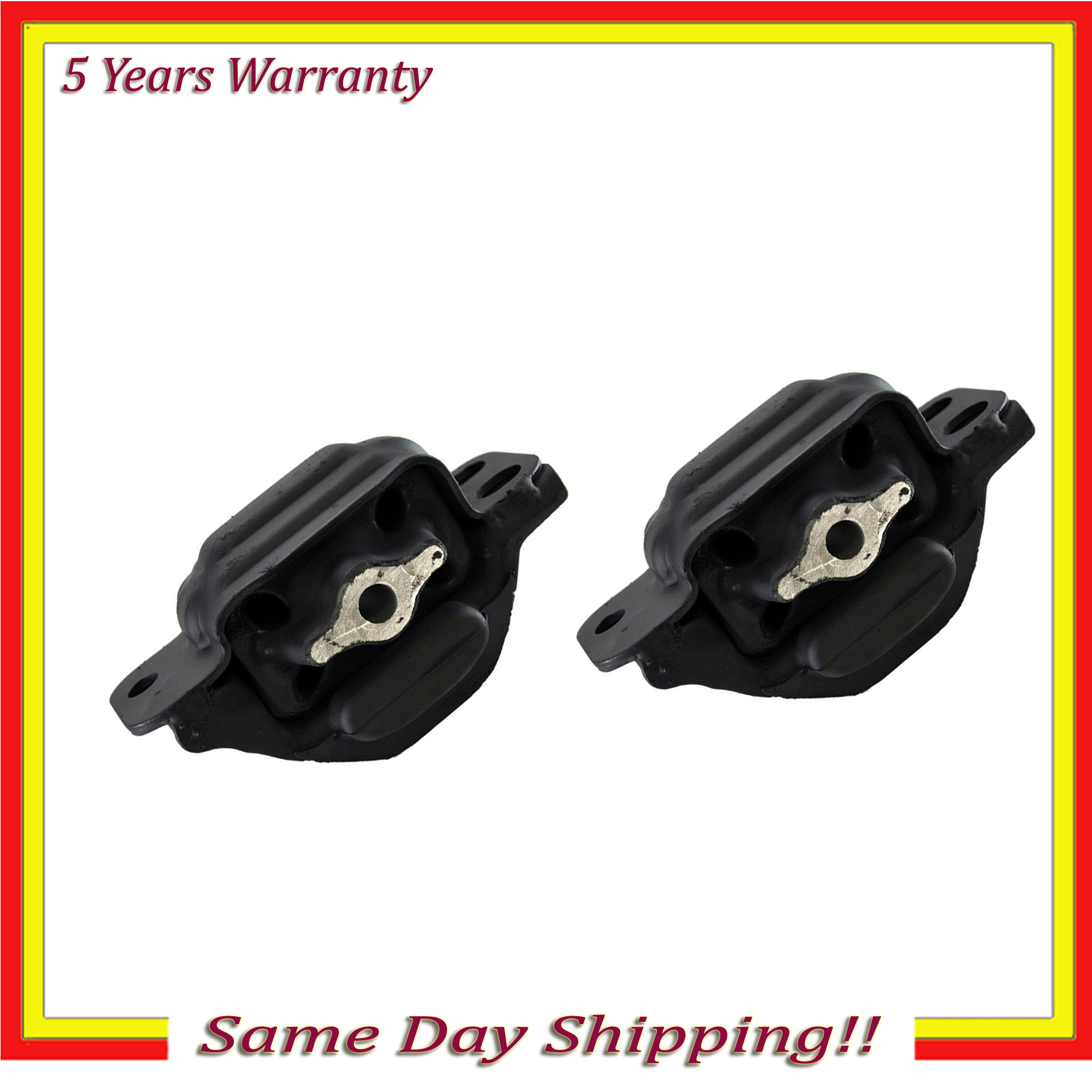 Engine Motor Mount For 2003-2007 Dodge RAM 2500 3500 5.7//5.9//8.0L 5410*2 Set 2