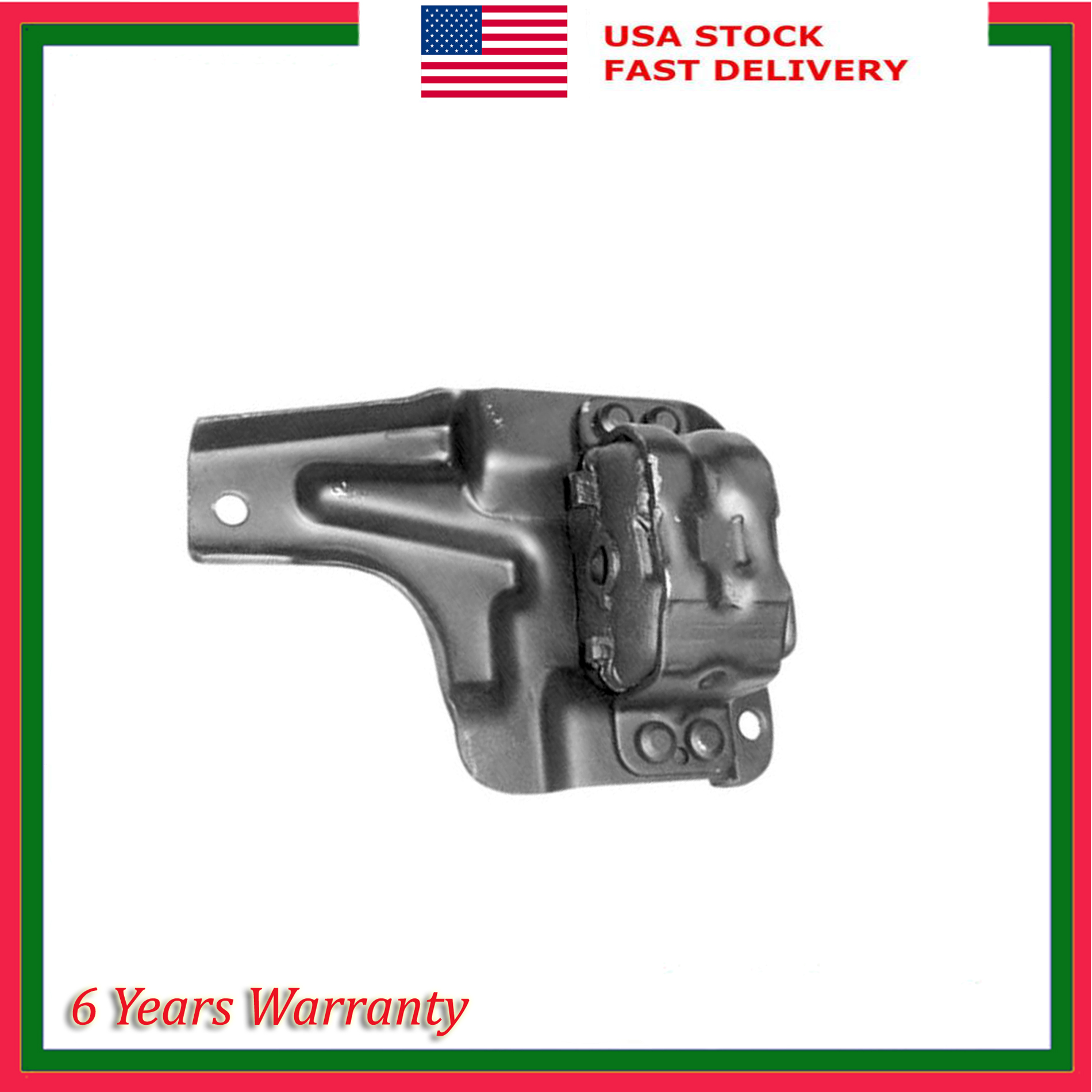Engine Mount Front Right Anchor 2835