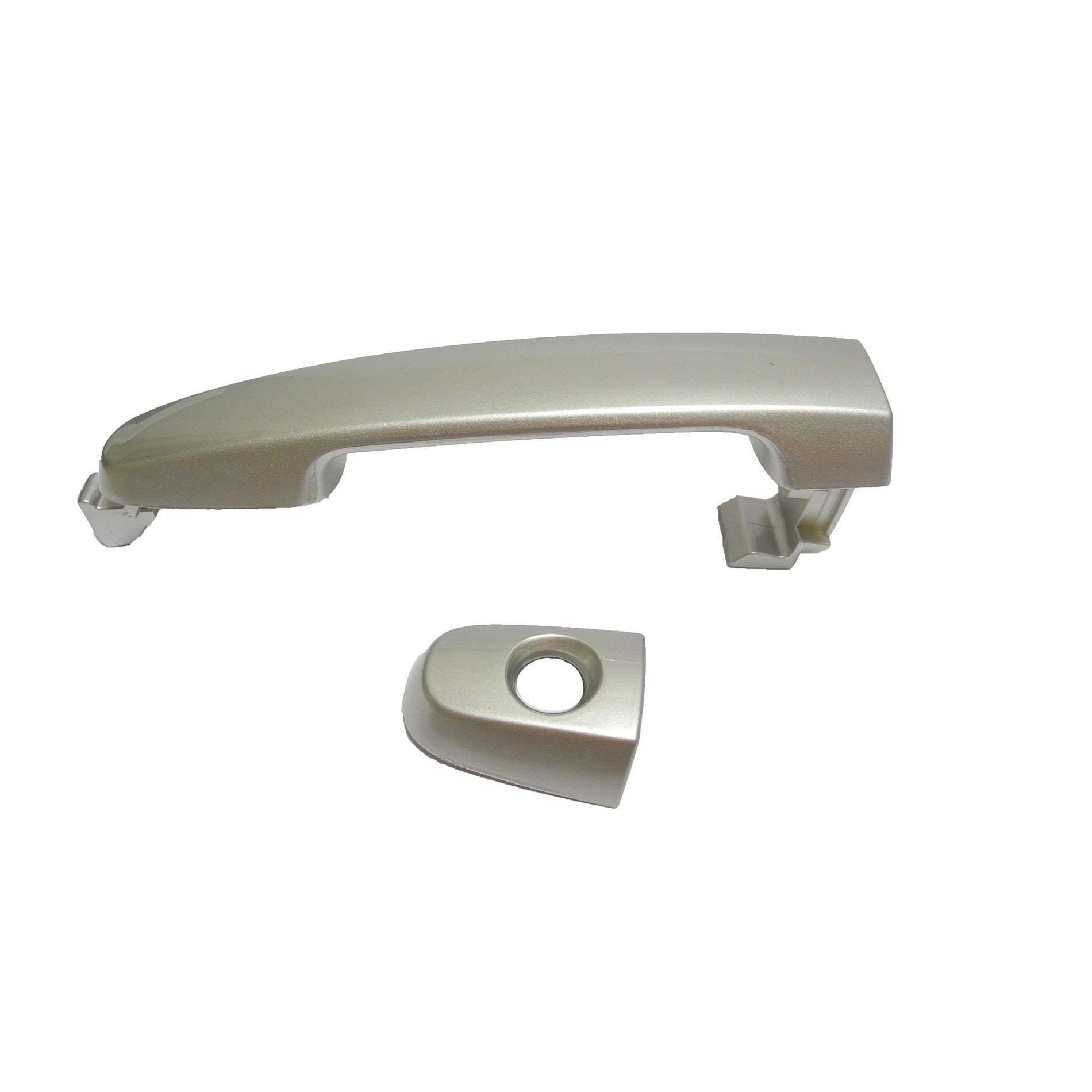 Front Outer Door Handle For 02-06 TOYOTA Camry Lunar Mist Metallic 1C8
