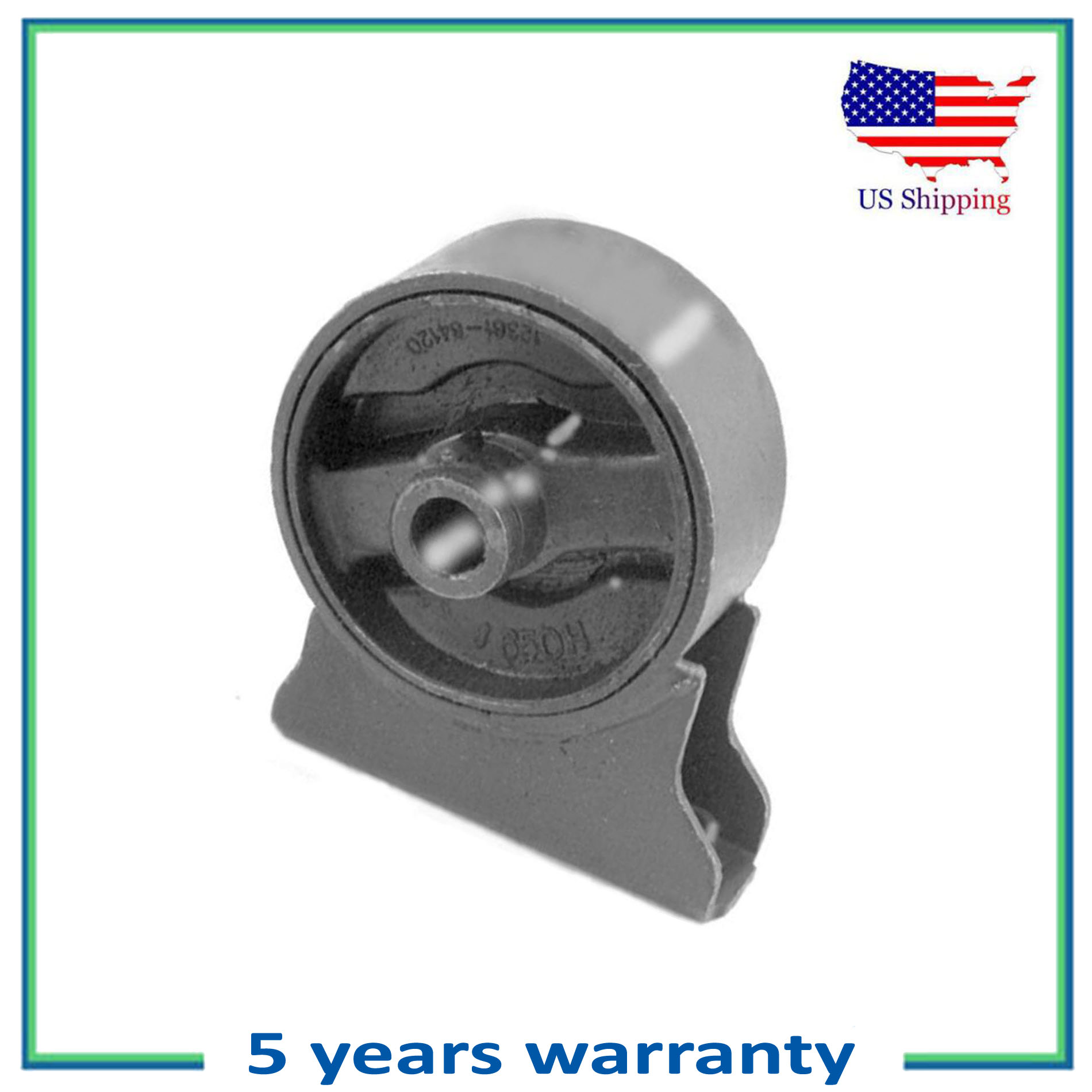 Front Engine Motor Mount 1990-1993 for Toyota Celica 2.2L for Auto 8359 A7269