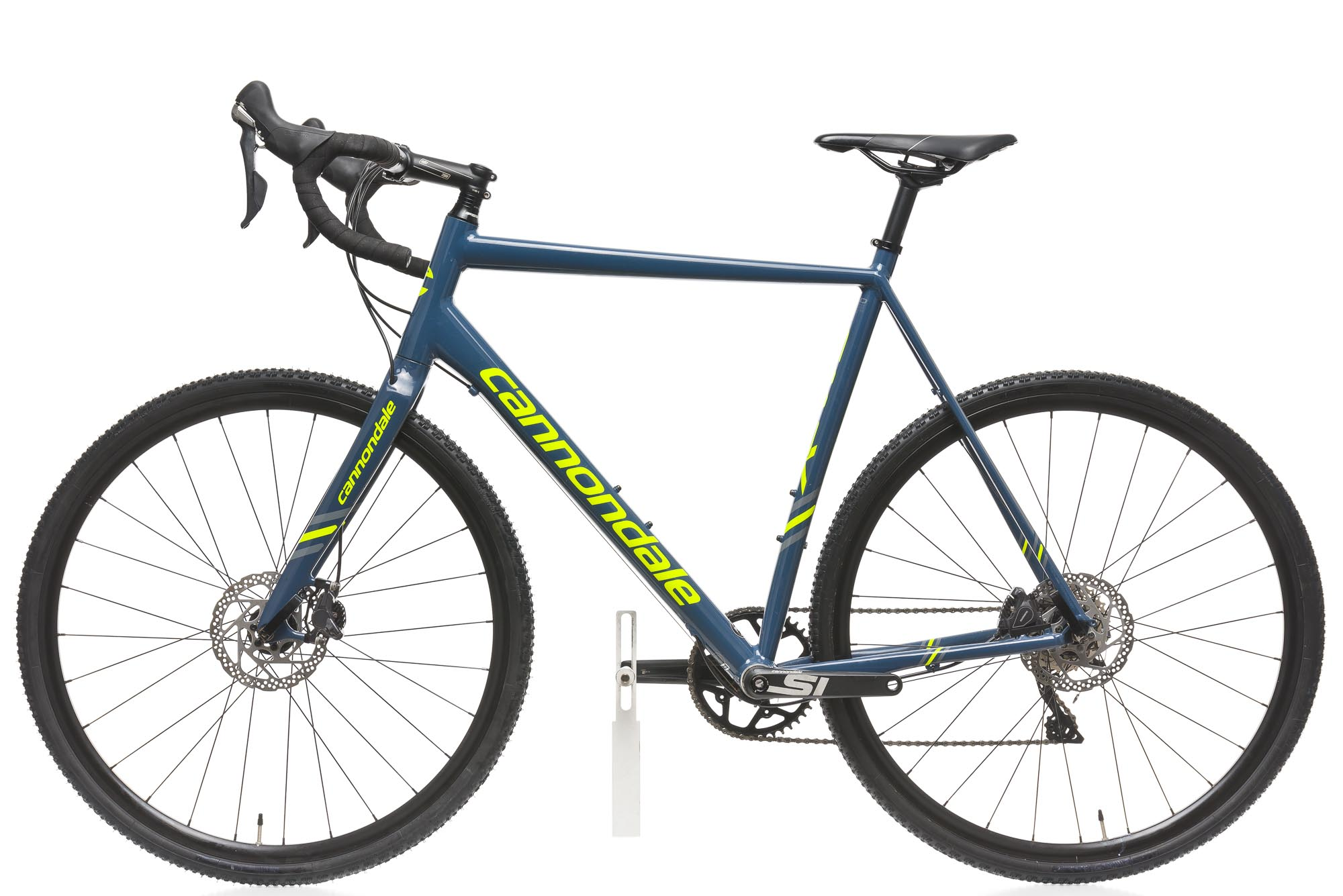 2018 cannondale caadx cyclocross bike 61cm xl aluminum. Black Bedroom Furniture Sets. Home Design Ideas