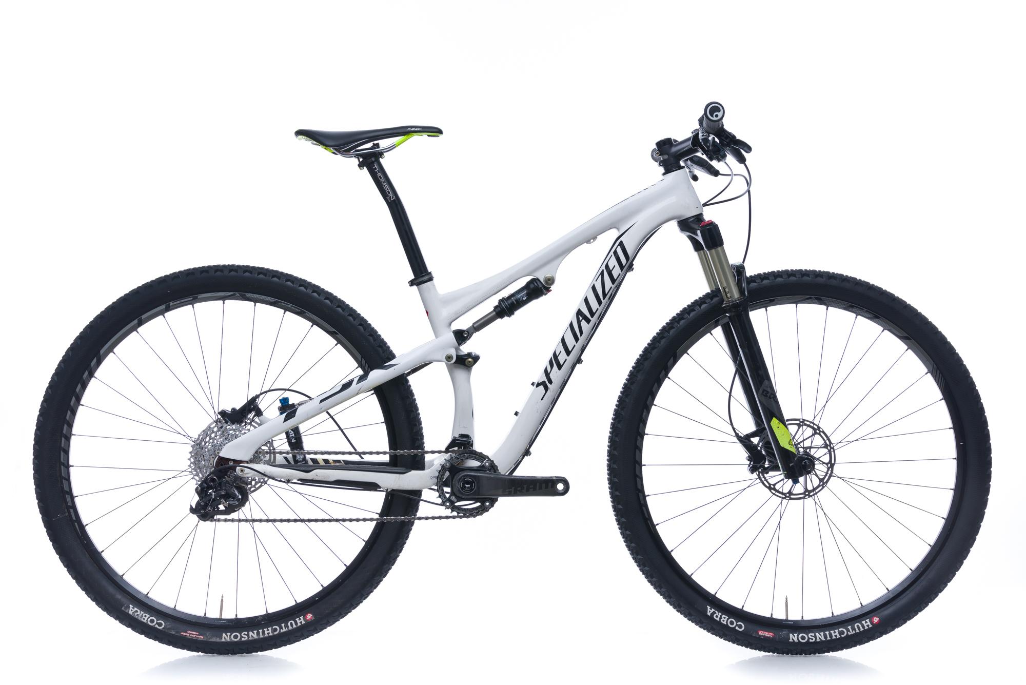 Szczegóły o 2013 Specialized Epic Expert Evo FSR Mountain Bike Small 29