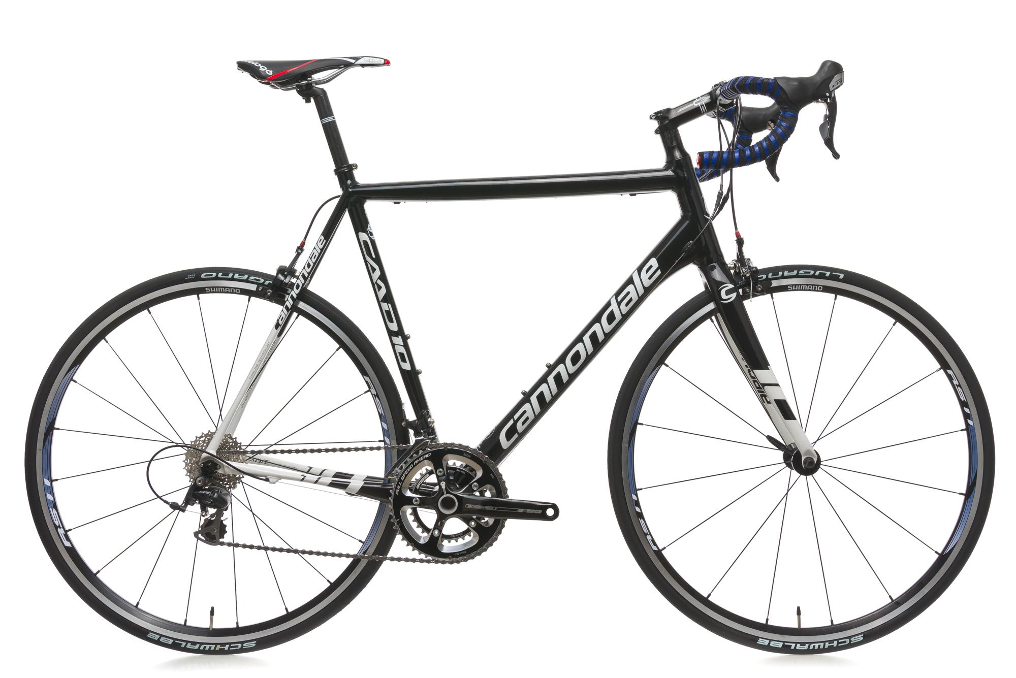2011 Cannondale CAAD10 5 Road Bike 60cm XL Aluminum Shimano 105 | eBay