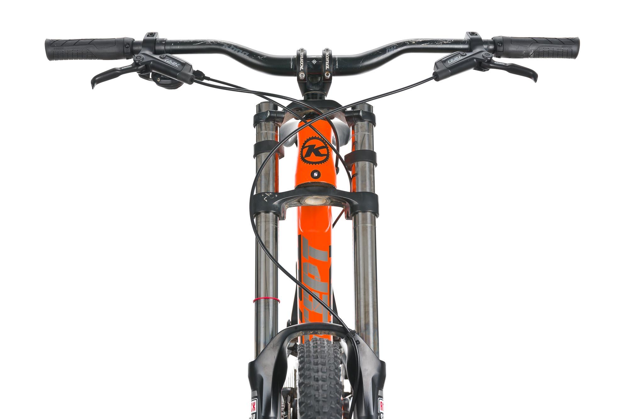 2015 Kona Precept 200 Downhill Mountain Bike SMALL 26\