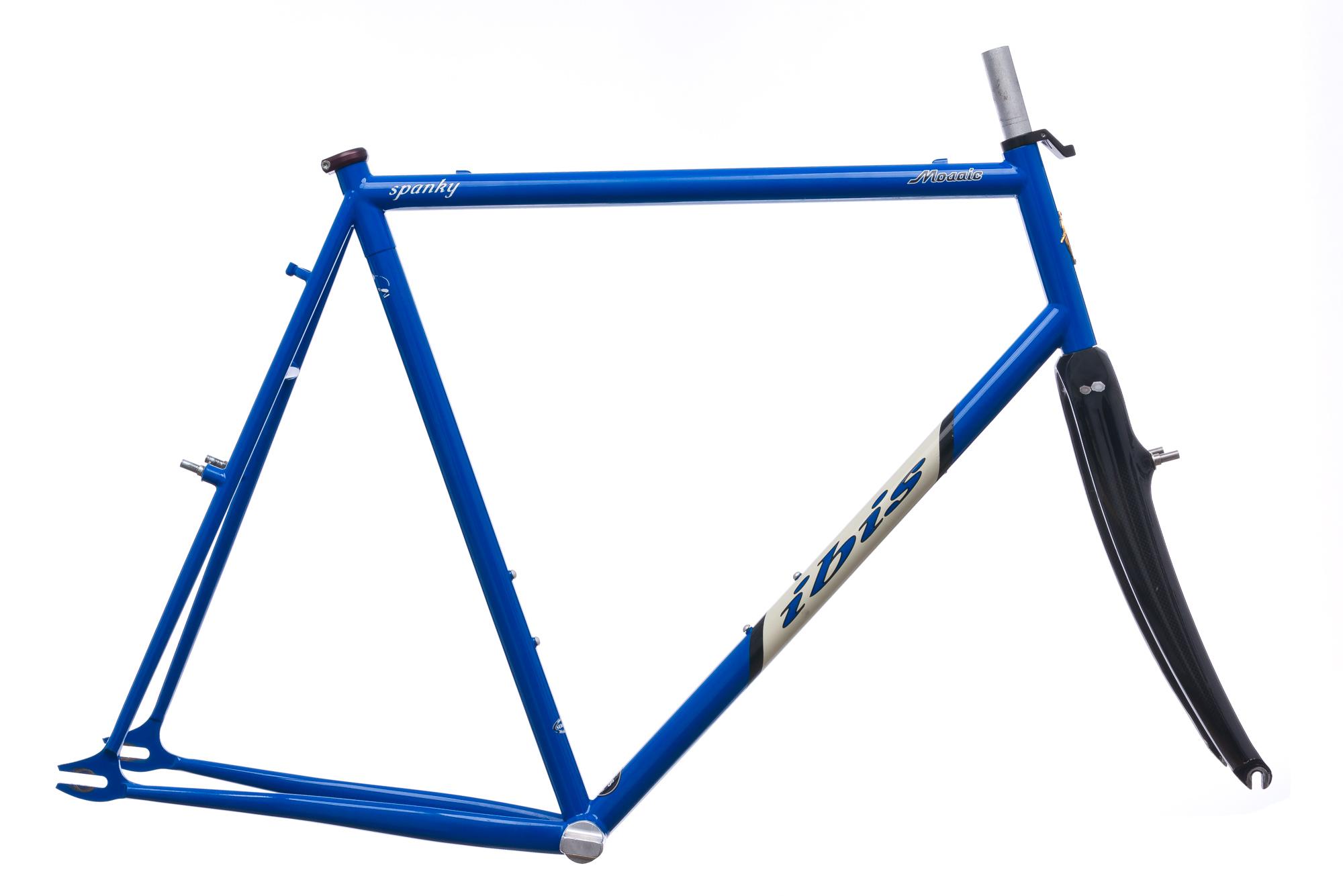 Ibis Spanky Steel Road Bike Frame Set 60cm XL Cantilever 700c | eBay