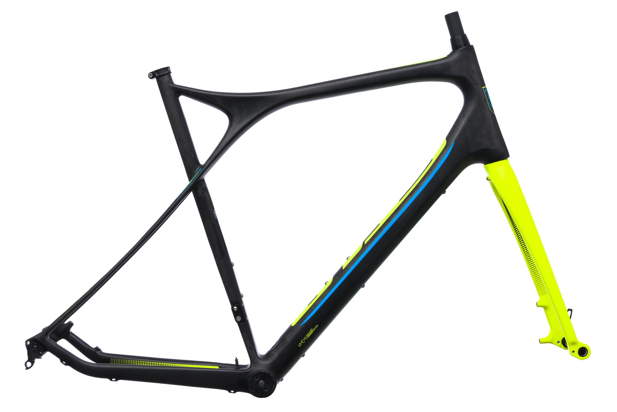 2017 GT Grade Gravel Road Bike Frame Set 60cm XXL Carbon Disc | eBay