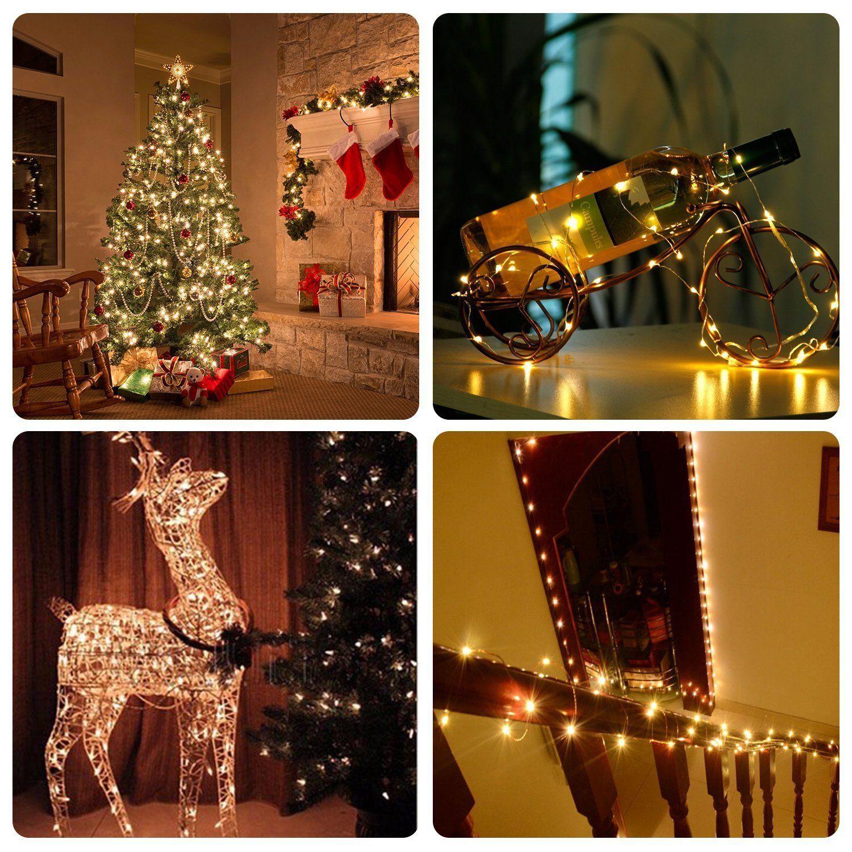Picture of: Home Furniture Diy Fairy Lights Waterproof Fairy Lights 20 500 Led Outdoor Christmas Tree Wedding Solar Powered Bortexgroup Com