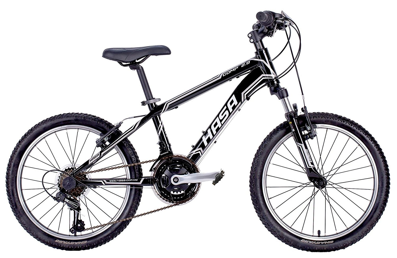 2018 HASA 18 Speed Kids Mountain Bike (SHIMANO) 20 INCH | eBay