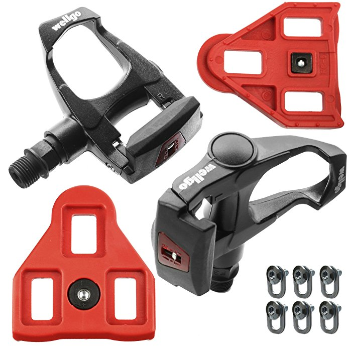 Venzo-Road-Bike-For-Shimano-SPD-SL-Look-Cycling-Bicycle-Shoes-amp-Pedals-Black thumbnail 9