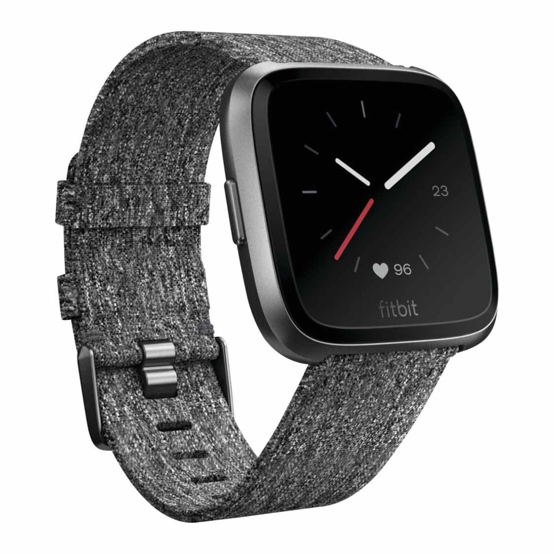 Fitbit Versa Special Edition - Charcoal