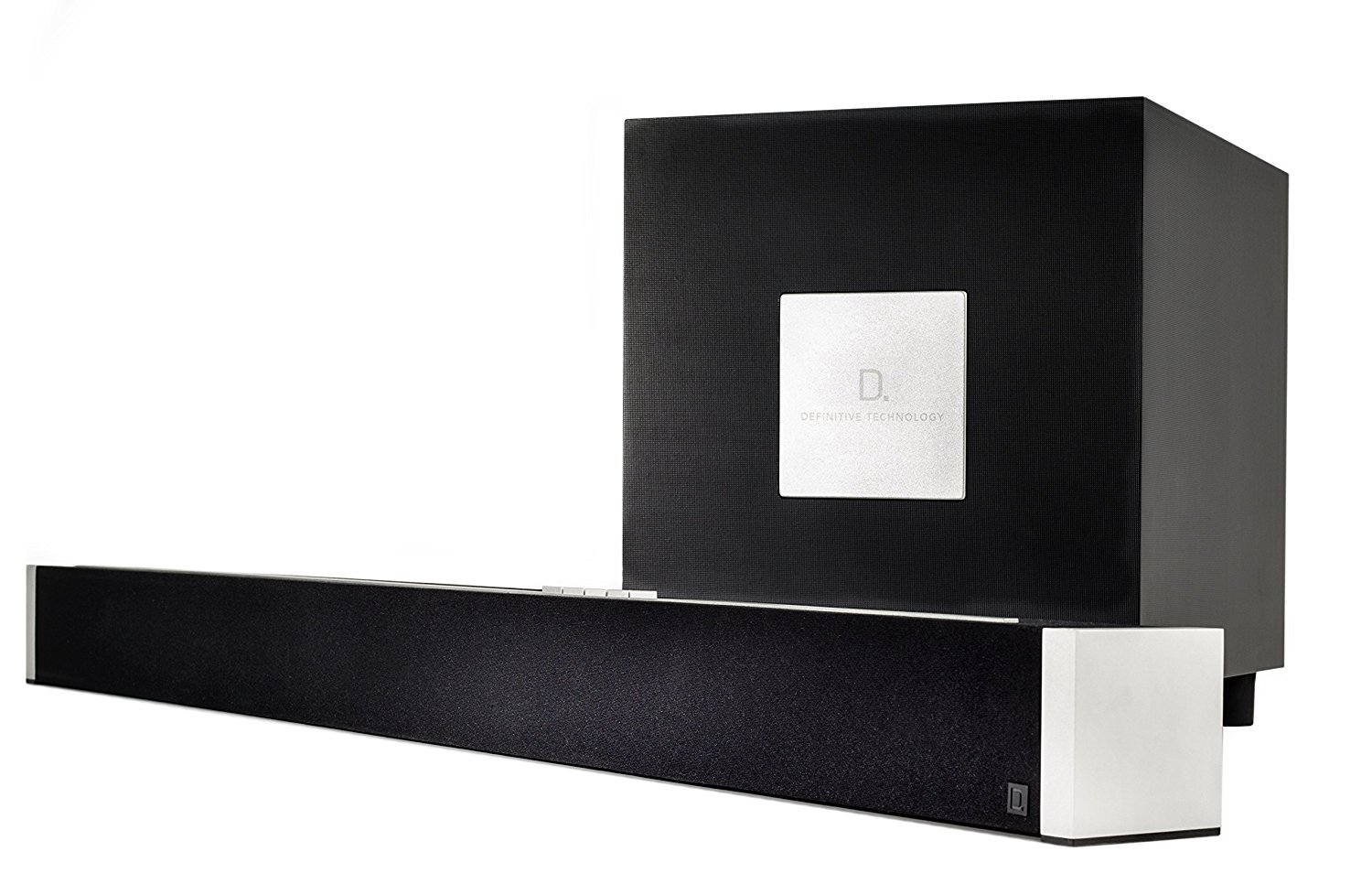 Definitive Technology W Studio Wireless Sound Bar and Sub Music Streaming System (BVFBC-A) photo