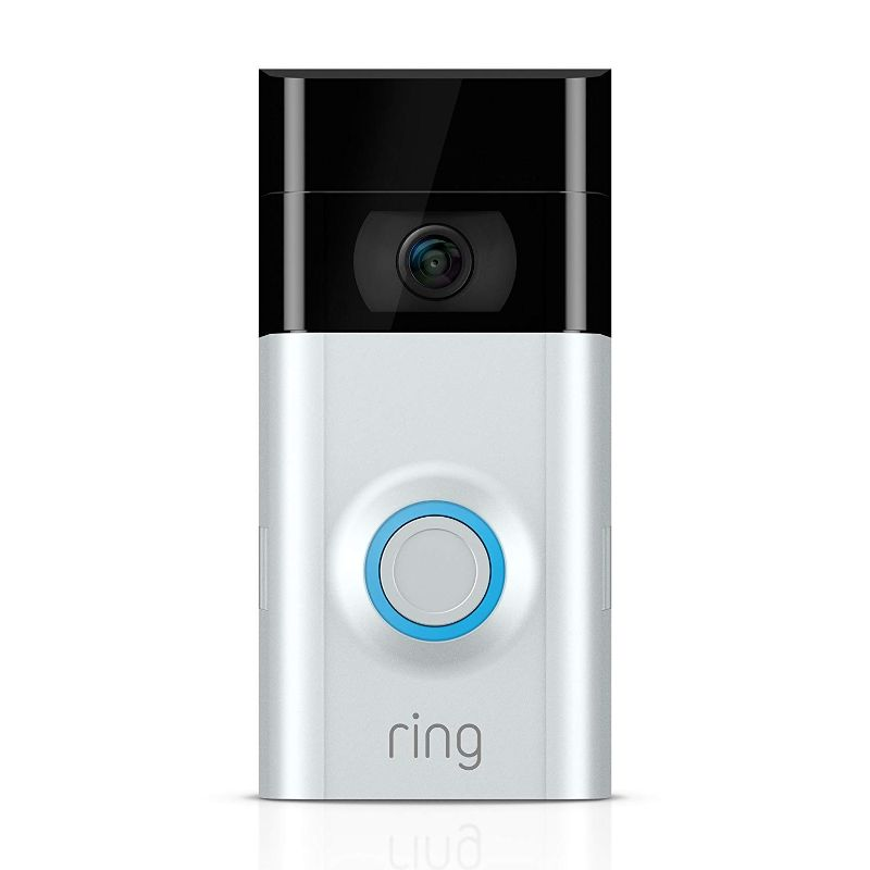 Ring Video Doorbell 2 with HD Video, Motion Activated Alerts