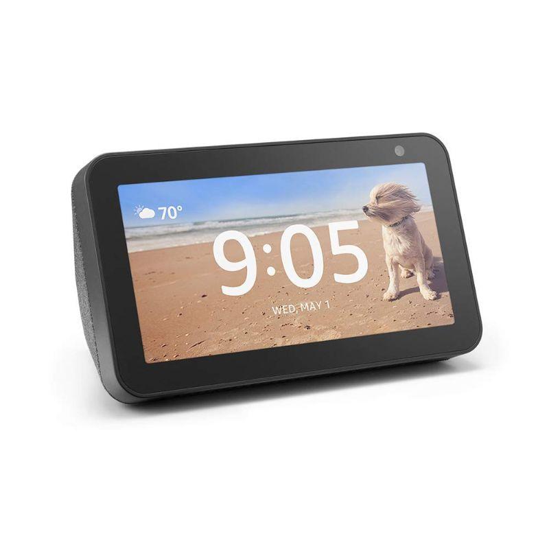 Echo Show 5 Compact Smart Display with Alexa