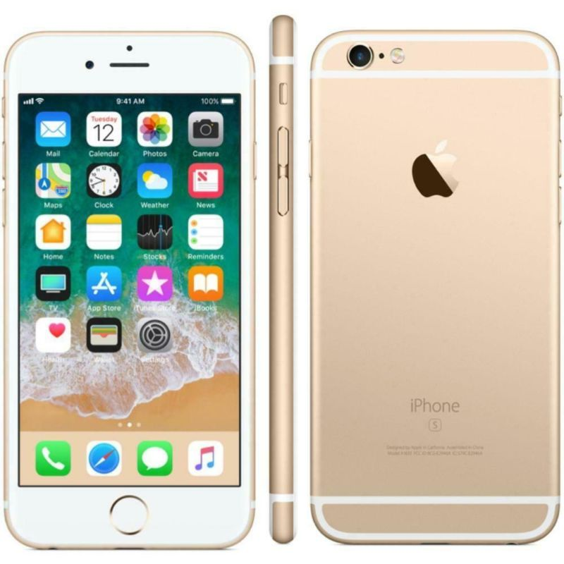 Apple iPhone 6S Plus 16GB Factory Unlocked with Apple EarPods
